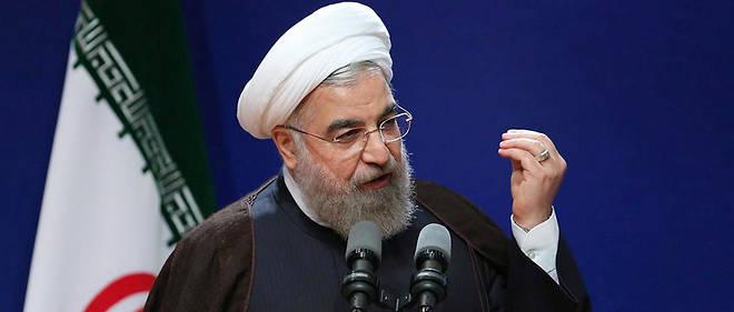 """Donald Trump : l'Iran dénonce le """"show"""" de Riyad"""