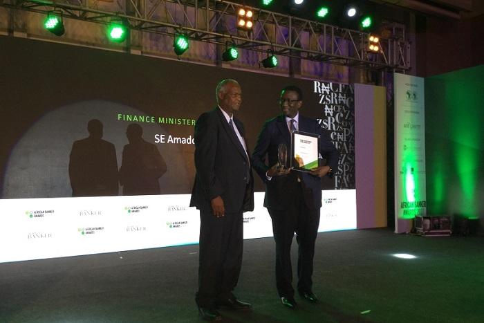 Prix African Banker Award 2017 : Amadou Ba, meilleur ministre des Finances d'Afrique
