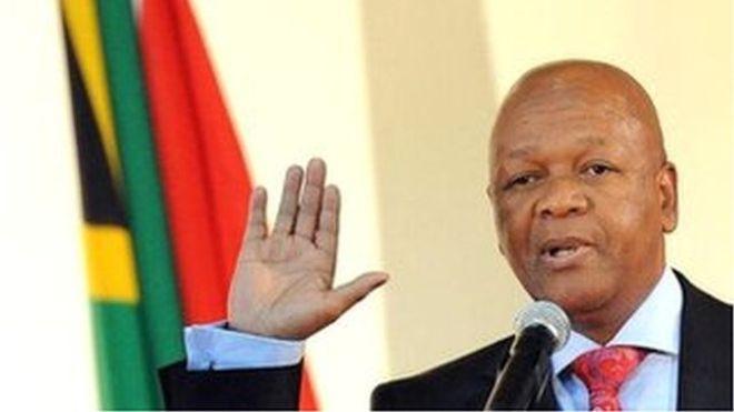 Afrique du Sud: un ministre envoie des sextos et s'excuse