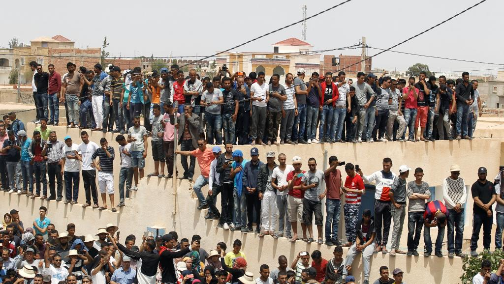 Tunisie: à Tataouine, la population soutient les manifestants