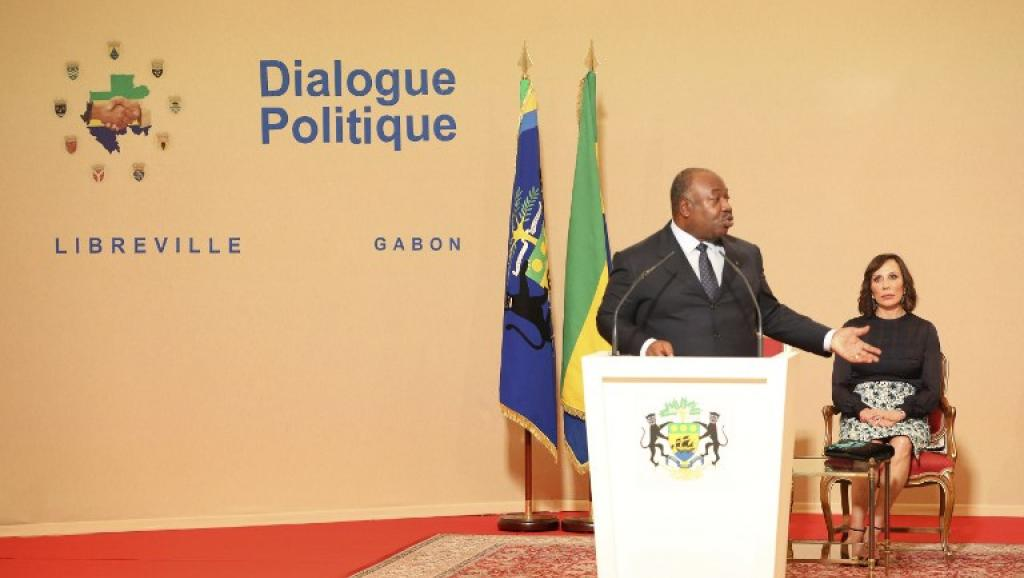 Gabon: les conclusions du dialogue national remises au président Bongo