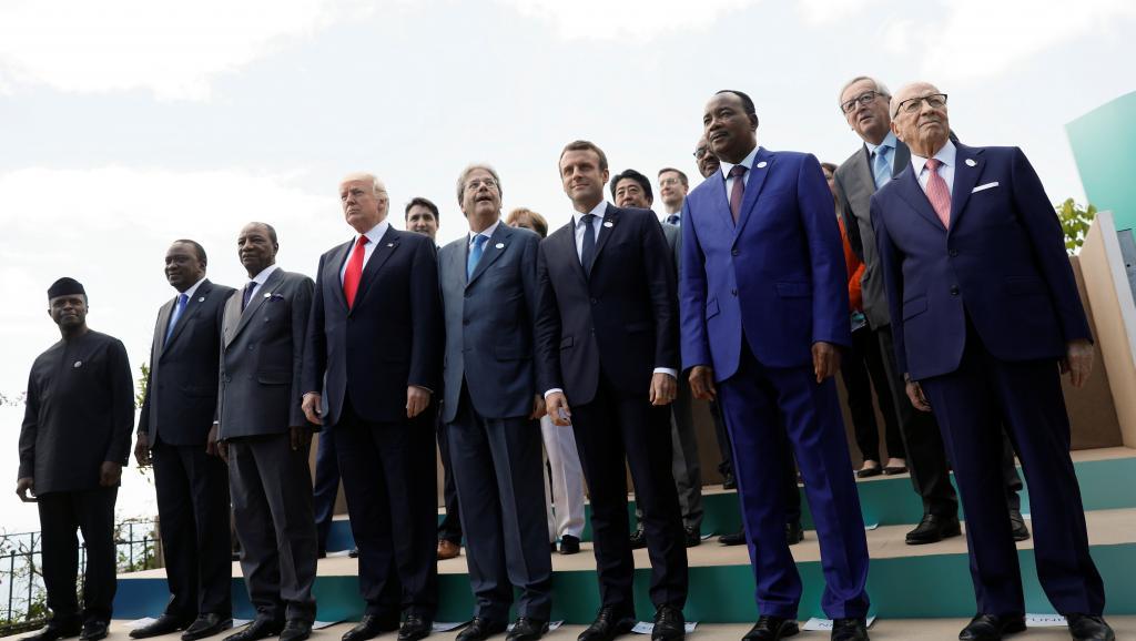 Sommet du G7: pas de consensus sur la question du climat