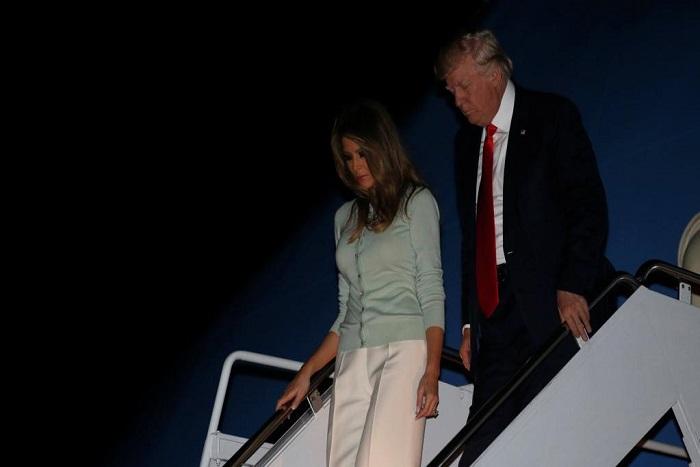 Après sa tournée internationale, retour aux affaires pour Donald Trump