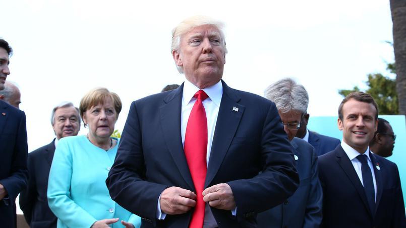 Climat : le G7 prend acte de ses désaccords