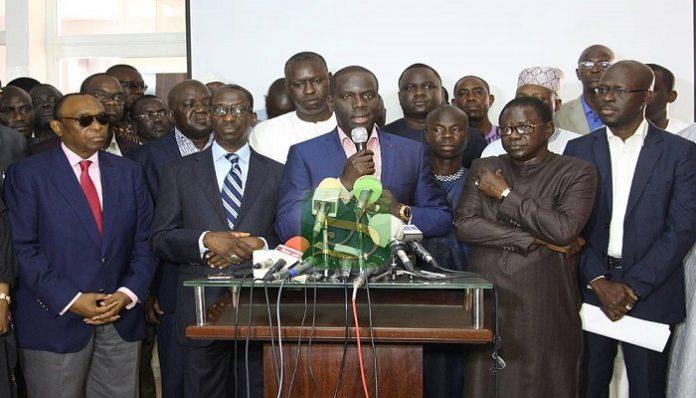 Mankoo implose: Khalifa Sall tête de liste nationale - Le PDS claque la porte