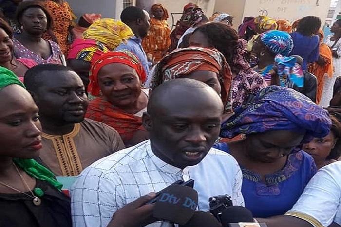 Pikine-Est : Issakha Diop octroie 100 millions de francs CFA aux femmes