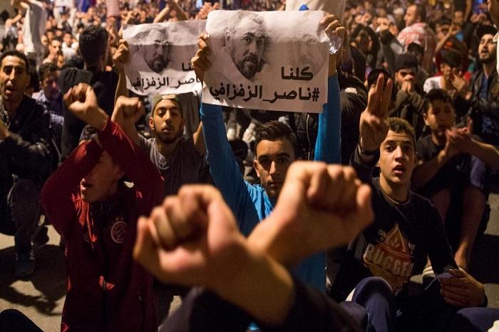 Maroc: 25 personnes arrêtées à Al Hoceïma dans le Rif et transférées à Casablanca