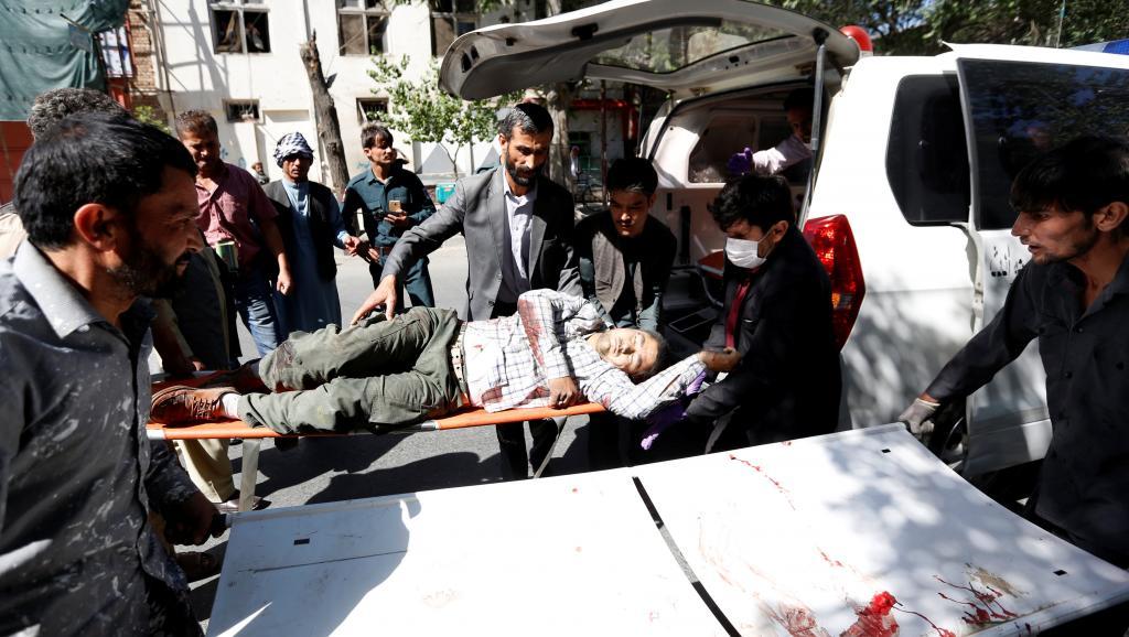 Afghanistan: attentat meurtrier dans le quartier diplomatique de Kaboul