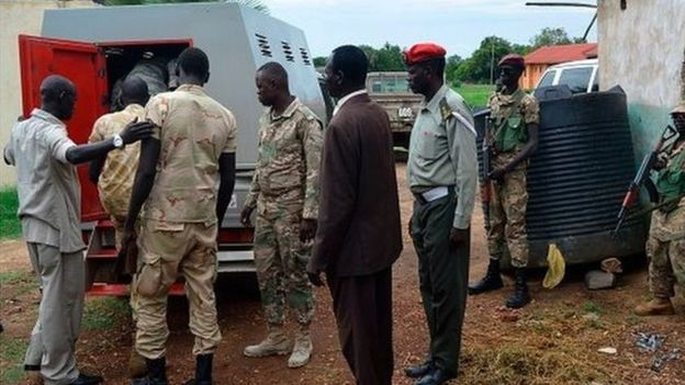 Soudan du Sud: 13 soldats jugés pour divers crimes