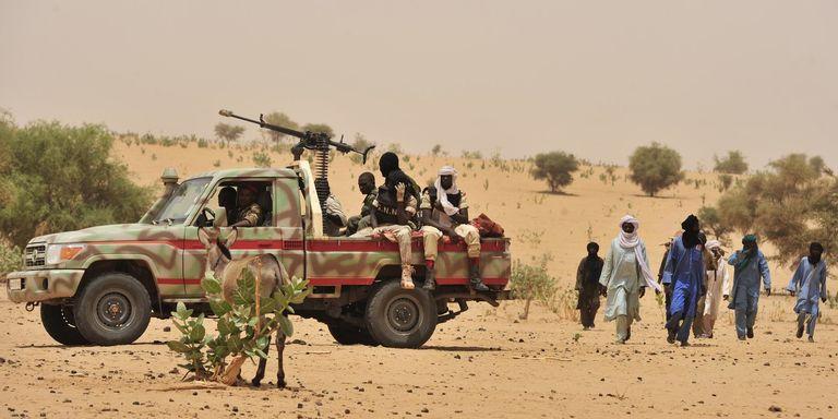 Niger : six soldats tués dans une attaque à la frontière malienne