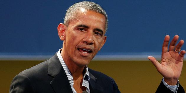 """Donald Trump retire le pays de l'accord de Paris, Barack Obama dénonce un """"rejet de l'avenir"""""""