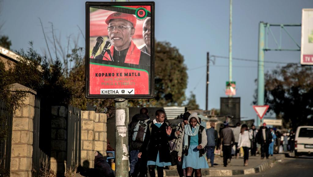 Lesotho: les élections législatives se terminent dans un contexte tendu