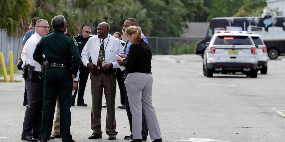 Plusieurs morts dans une fusillade à Orlando, en Floride
