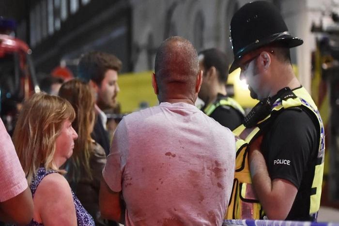 Attentat de Londres: la police révèle l'identité de deux assaillants