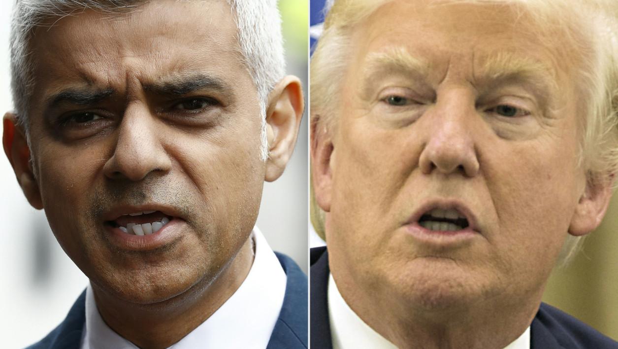 Le maire de Londres appelle à annuler la visite d'Etat de Trump au Royaume-Uni