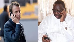 Audience à l'Elysée: Macky Sall deuxième hôte d'Emmanuel Macron
