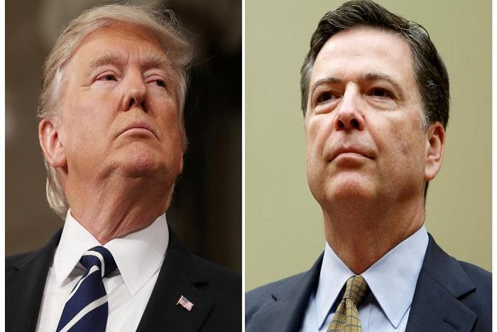 Etats-Unis: l'ex-chef du FBI confirme que Trump a fait pression sur lui