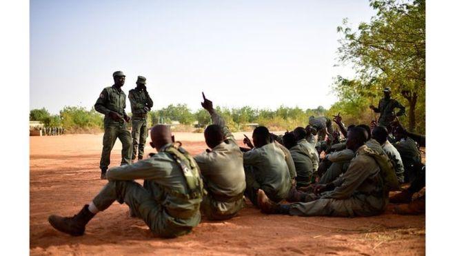 Mali : le général Didier Dacko à la tête de la force conjointe G5 Sahel