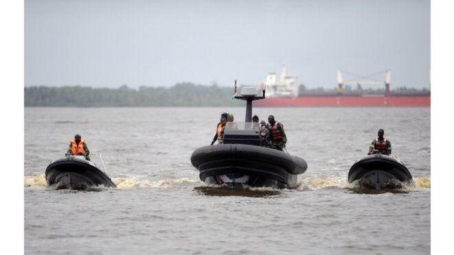 Cameroun : 19 pays d'Afrique contre la piraterie maritime