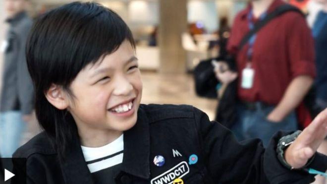 A 10 ans, il a déjà créé cinq applis