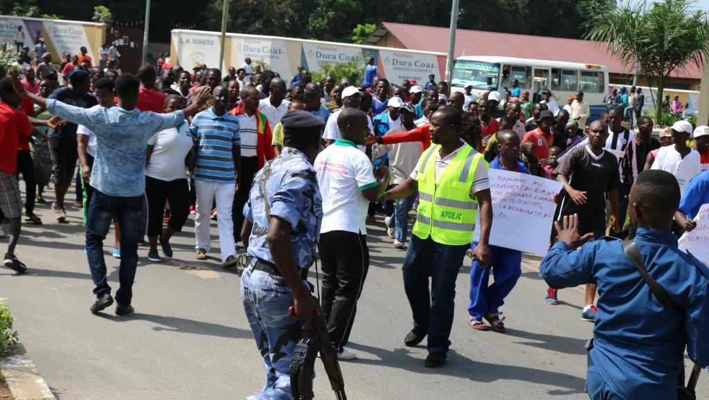 Burundi: interdiction d'une conférence de presse de députés de l'opposition