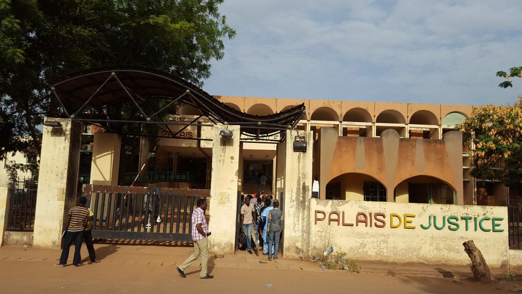 Burkina Faso: les magistrats, en colère, se mettent en grève