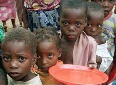 Sénégal : 425.000 personnes risquent de mourir de faim si rien est fait