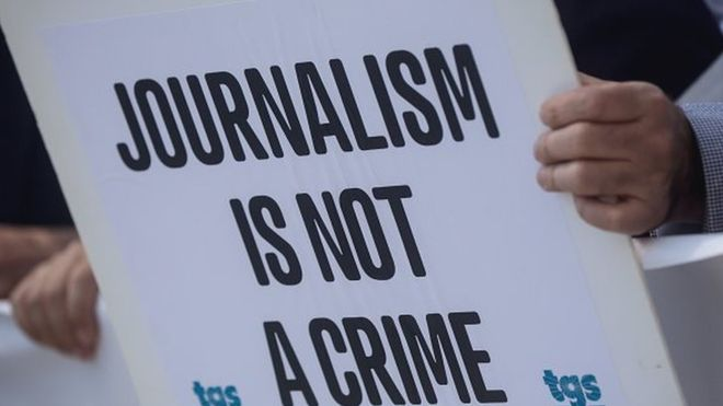 Deux journalistes maliens menacés de mort