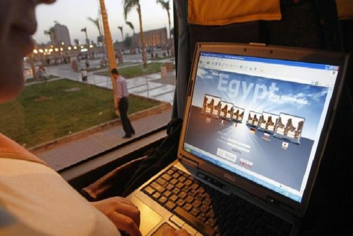 Egypte : des sites internet bloqués