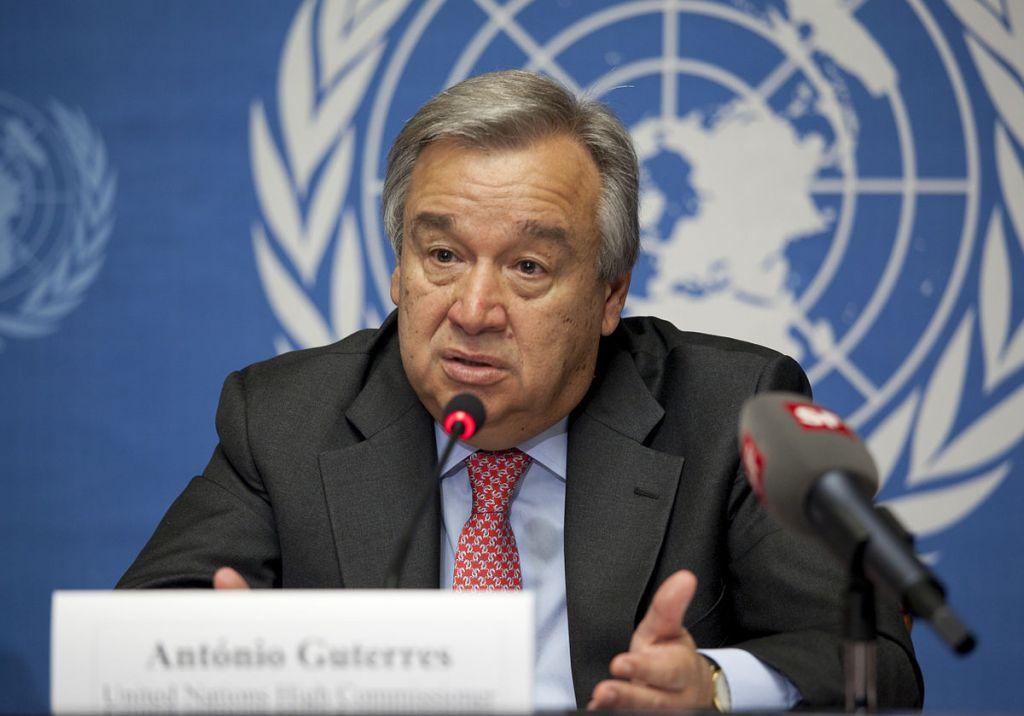 «Pour réellement instaurer la paix, il faut...», António Guterres