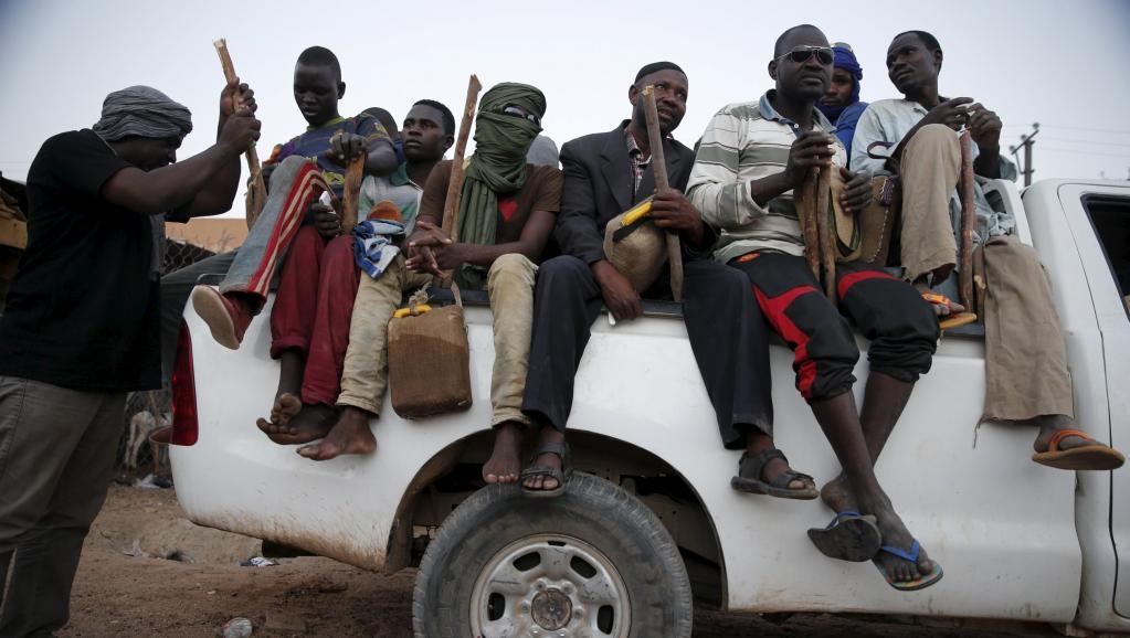 Niger: 92 migrants secourus dans le désert