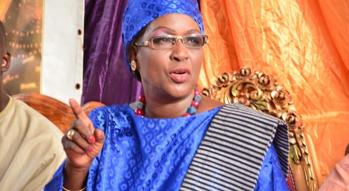 Amsatou Sow Sidibé traîne Cheikh Tidiane Gadio devant le Conseil constitutionnel pour avoir plagié le nom de...