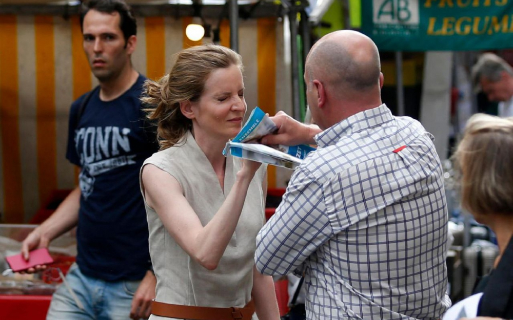 La candidate Les Républicains aux législatives à Paris fait un malaise après avoir été agressée