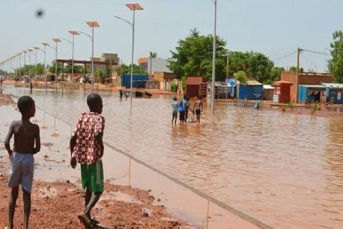 Niger/inondation: au moins 9 personnes tuées