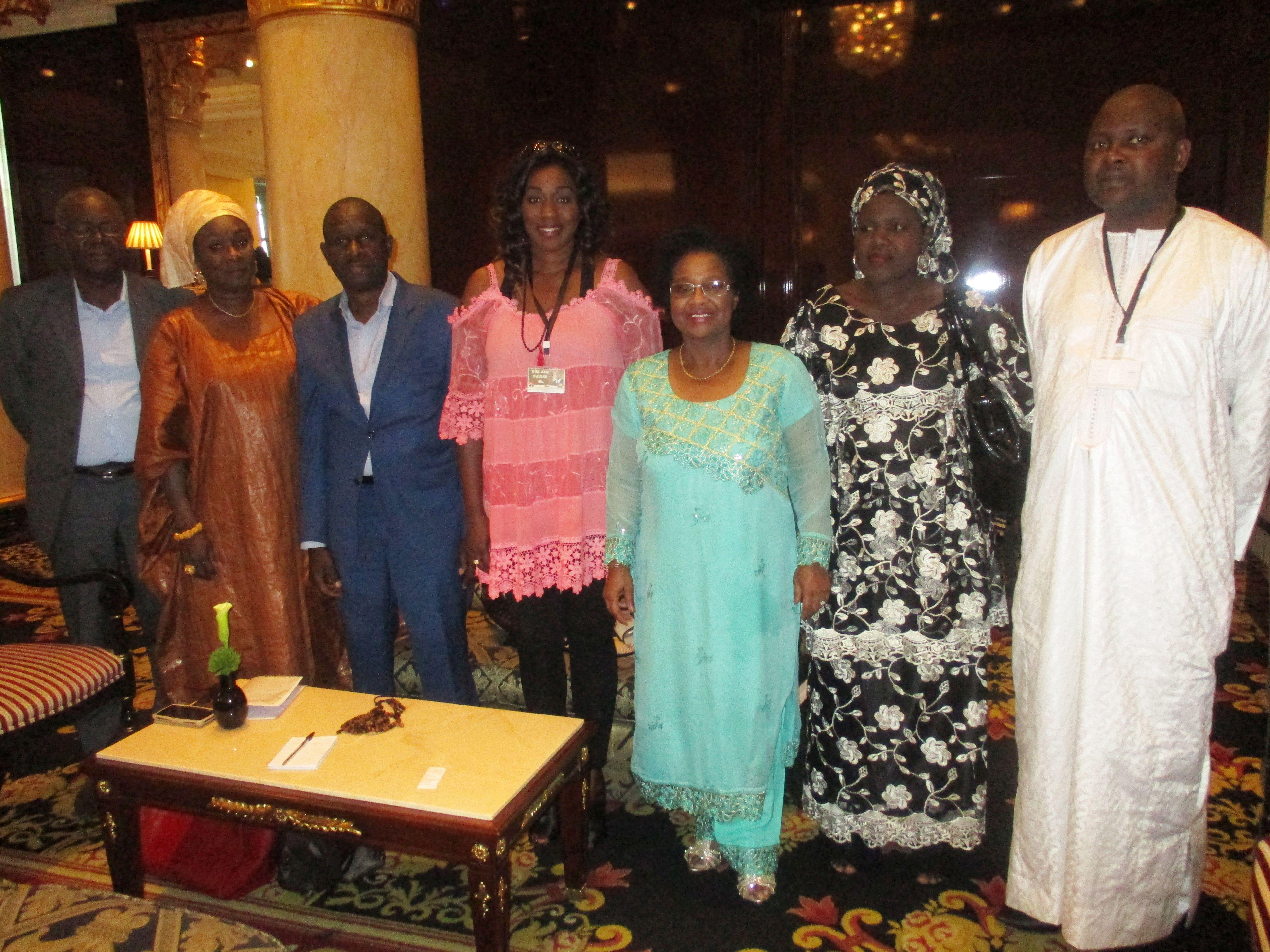 La Diaspora sénégalaise et le rendez-vous de Berlin