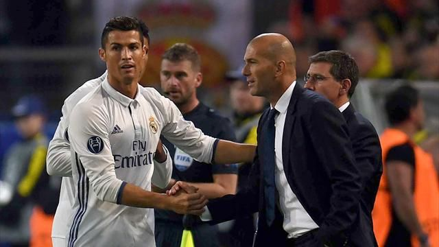 La réponse sans détour de Cristiano Ronaldo à Zidane !