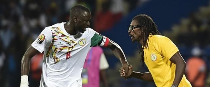 Cheikhou Kouyate, Capitaine des Lions : «En sélection, il n'y a pas de place réservée»