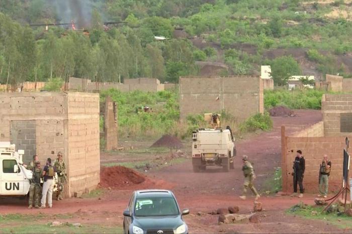Mali: attaque meurtrière dans un lieu de villégiature en banlieue de Bamako