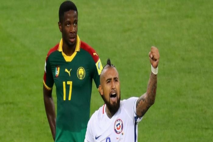 Coupe des confédérations: Le Cameroun n'a pas tenu face au Chili
