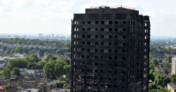 Incendie à Londres: 79 habitants morts ou présumés morts, selon la police