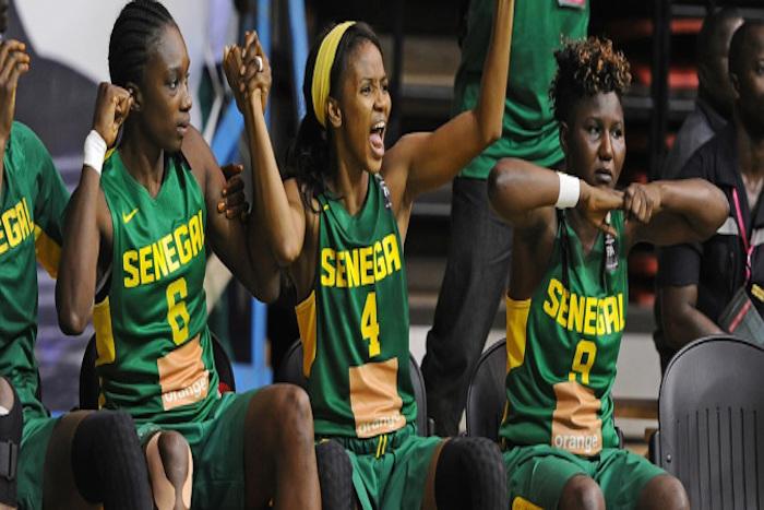 Afrobasket féminin 2017: la RDC complète le groupe du Sénégal
