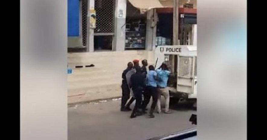 Heurts au marché Ocass –Touba : les précisions de la police