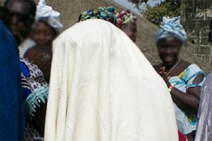 Mariage d'enfants: le taux de prévalence nationale tourne autour de 33% au Sénégal