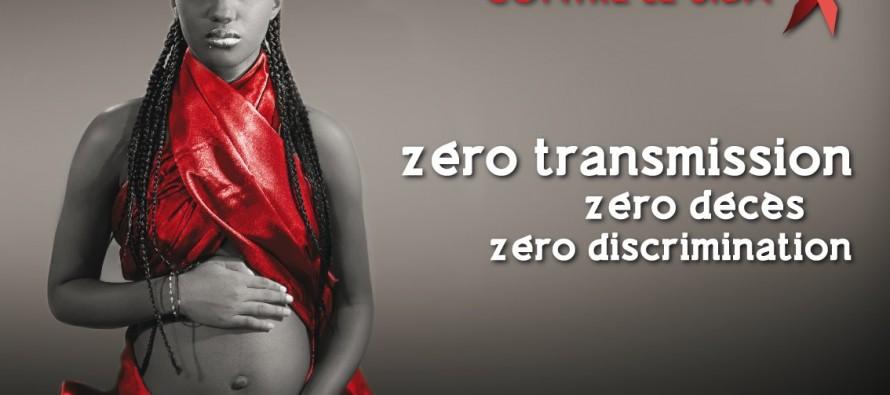 Sida - Plan d'élimination de la transmission mère-enfant: 83 femmes malades donnent naissance à 78 enfants sains