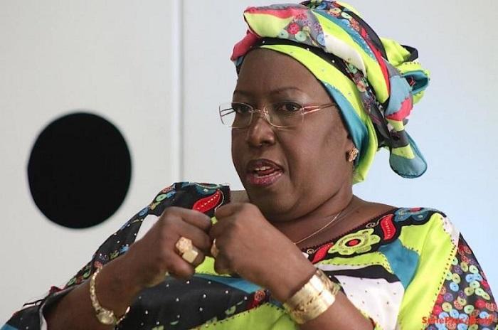 Saint-Louis - Khoudia Mbaye répond aux socialistes: « Ils n'ont qu'à interroger leurs comportements »