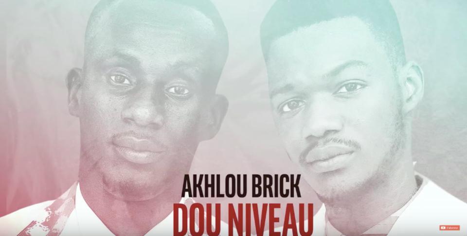 """Akhlou Brick revient avec un nouveau single """"Dou Niveau"""""""