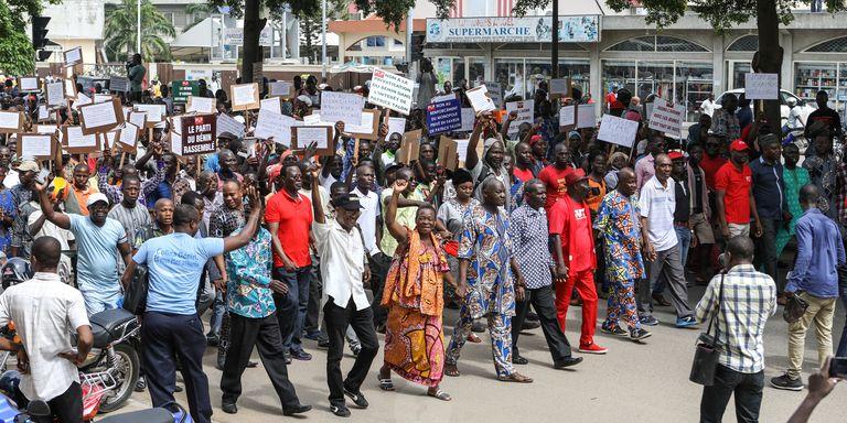 Au Bénin, la gouvernance libérale « assassine » de Patrice Talon contestée dans la rue