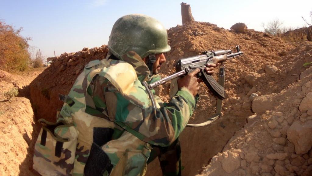 Syrie: l'armée entre dans la province de Deir Ezzor