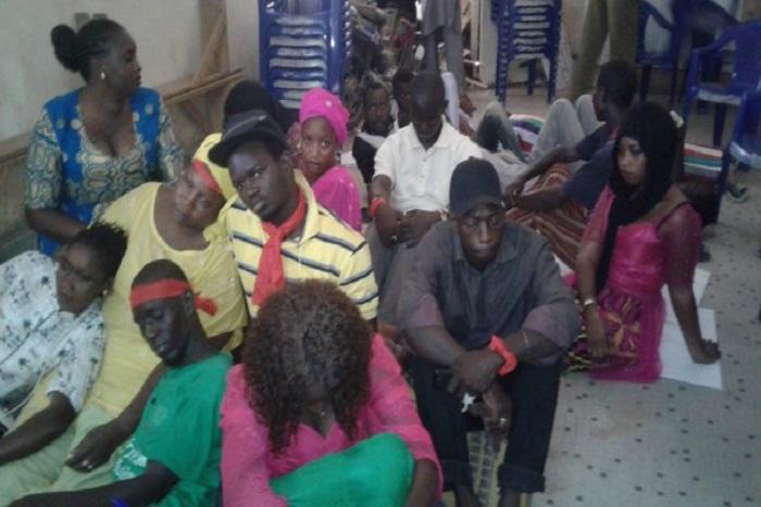 Les ex travailleurs de Sias et d'Ama Sénégal célèbrent la Korité dans la faim