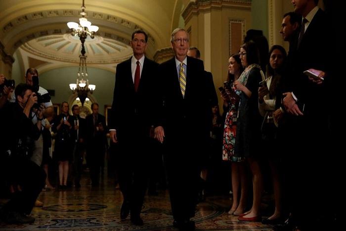 Les sénateurs républicains contraints de repousser le vote sur l'Obamacare